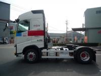 本日、VOLVO製トラクタが納車されました。