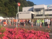地域ボランティア活動として、『早朝 備前市一斉清掃活動』に参加いたしました。
